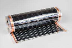 infra vykurovacia folia KS-25 PTC
